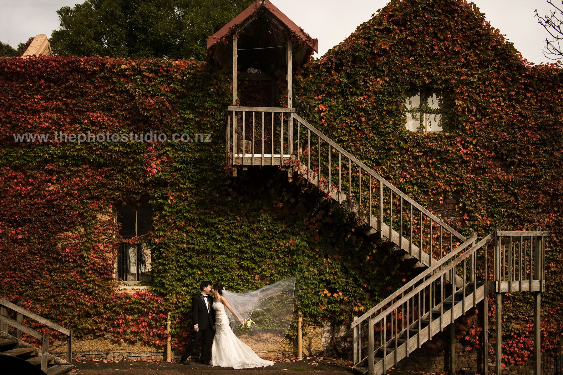 Vanessa & Steven Pre-Wedding