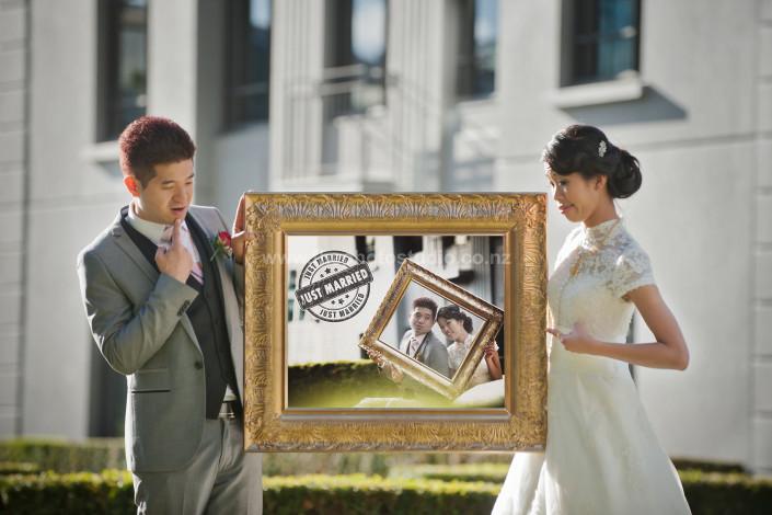 Candy & Michael Wedding