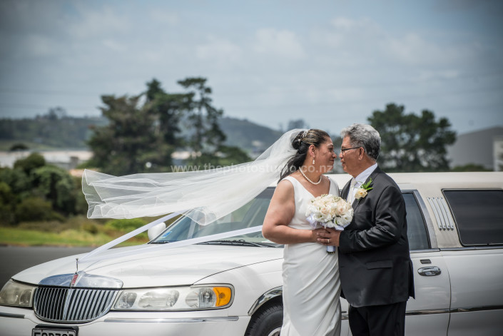 Faotui & Bruce Wedding