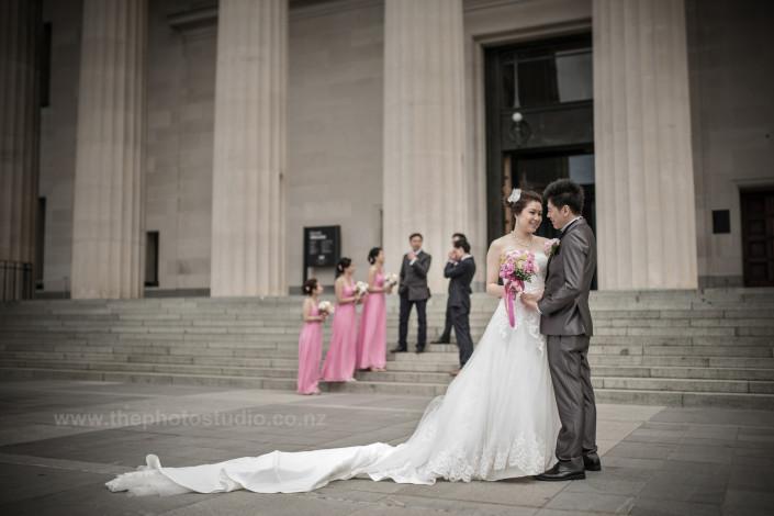 Ina & Ken Wedding