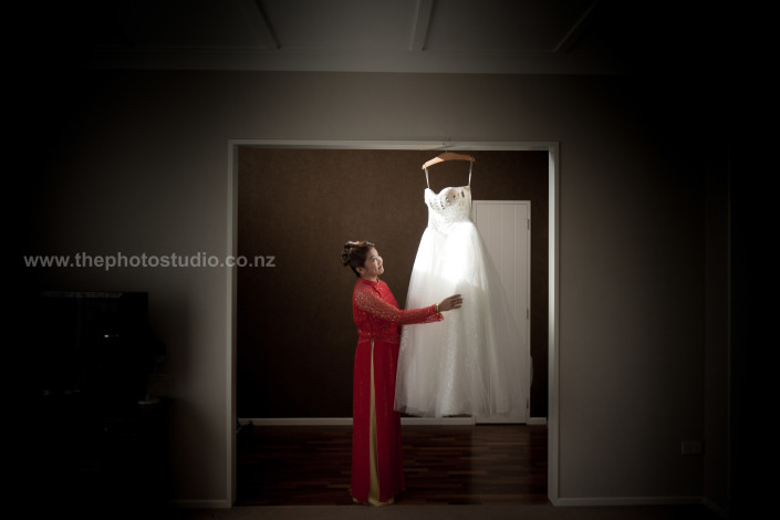 Sandy & Le Wedding